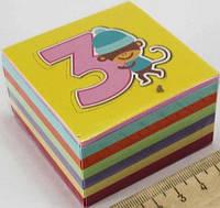 Бумага для оригами 6.3х6.3см. 6521 (300 листов)