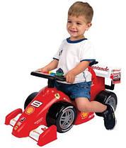 Машинка каталка  Ferrari Feber 4888. Машинка детская
