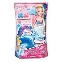 Кукла Принцесса Золушка в платье со сменными юбками Hasbro (B5314)