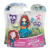 Принцесса Мерида игровой набор с маленькой куклой и ее другом Hasbro (B5332)