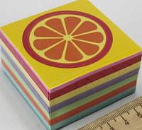 Бумага для оригами 6.3х6.3см. 6522 (300 листов)