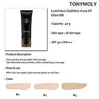 Tony Moly Luminous BB Aura All Glow