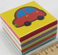 Бумага для оригами 6.3х6.3см  6525 (300 листов)