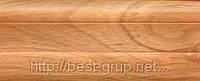 16 Античный дуб- плинтус напольный ПВХ Arbiton LM55