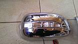 Накладки на зеркала Toyota Hilux с повторителями поворотов, фото 2