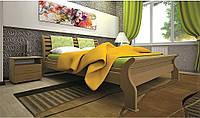 Деревяная кровать Ретро Люкс