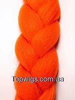 Канекалон KJ100: цвет orange