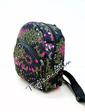 Молодёжный женский рюкзак городской оптом, фото 3