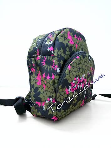 Молодёжный женский рюкзак городской оптом, фото 2