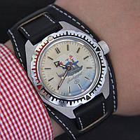 Альбатрос Амфибия Восток новые часы СССР