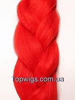 Канекалон KJ100: цвет red
