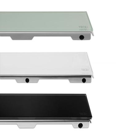 Стеклянная панель TECEdrainline для слива 700мм (Стекло черное)