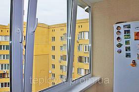 Застеклить балкон