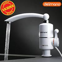Проточный водонагреватель Delimano (Делимано)