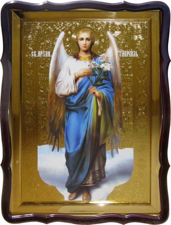 икона архангел гавриил фото