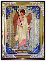 Иконы Ангелов в ризе
