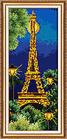 """Набор для вышивки крестом """"Париж"""""""