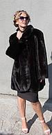 Шуба норковая Батал Модель 200651, фото 1