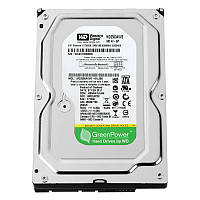 Накопитель HDD SATA  250GB WD AV-GP 5400rpm 8MB (WD2500AVVS) гар. 12 мес.