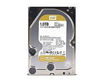 Накопитель HDD SATA 1.0TB WD Gold 7200rpm 128MB (WD1005FBYZ)