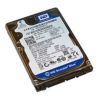 "Накопитель HDD 2.5"" SATA  160Gb WD Scorpio Blue 5400rpm 8MB (WD1600BEVT) гар. 12 мес."