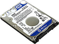 "Накопитель HDD 2.5"" SATA  250GB WD Blue 5400rpm 8MB (WD2500LPVX) гар. 12 мес."