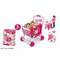 Детский игровой набор Тележка для супермаркета  008-903