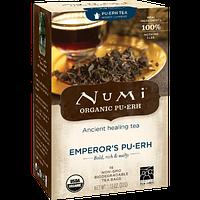 """NUMI Черный чай """" Пуэр Императора """" / Emperor's Pu-erh, 16 пакетиков"""