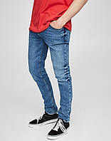 Джинси Pull and Bear - Skinny Fit Washed Denim (мужкие джинсы)