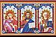 Набор для вышивки бисером на натуральном художественном холсте «Календарь. Библейские сюжеты», фото 3