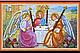 Набор для вышивки бисером на натуральном художественном холсте «Календарь. Библейские сюжеты», фото 4