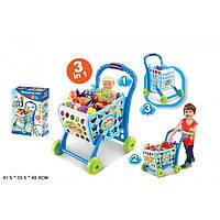 Детский игровой набор Тележка для супермаркета  008-903А