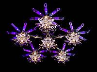 Необычная потолочная люстра с пультом и светодиодной подсветкой