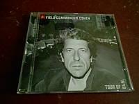 Leonard Cohen Field Commander Cohen: Tour Of 1979 CD фирменный б/у