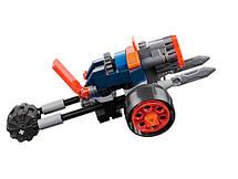Конструктор Bela серия Nexo Knight 10590 Сторожевая королевская артиллерия (Аналог Lego Nexo Knights 70347), фото 2