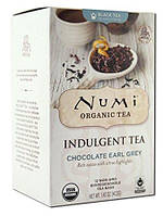 "NUMI Черный чай "" Шоколад и бергамот "" / Chocolate Earl Grey, 12 пакетиков"