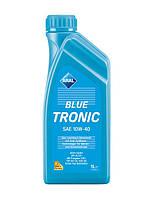Моторное масло Aral 10w40 Blue Tronic 1л