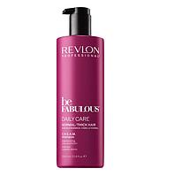 Шампунь для нормальных и густых волос Revlon Professional Be Fabulous 1000 ml