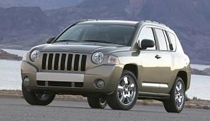 Jeep Compass (Внедорожник) (2007-)