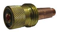 Корпус цанги WE-D с диффузором 1,6мм  для горелок ABITIG®GRIP/SRT 17, 26, 18, SRT 17V Abicor Binzel