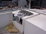 Фотография до установки нового поста управления на яхту Falcon 80s Принято решение полного демонтажа поста судоводителя и замена его на новый