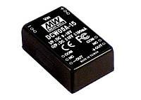 Блок питания Mean Well DCW05A-15-3K На плату 5.7 Вт, 15 В, 0.19 А (DC/DC Преобразователь)