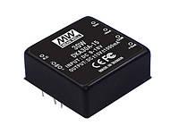 Блок питания Mean Well DKA30B-15 На плату 30 Вт, 15 В, 0,1 А (DC/DC Преобразователь)