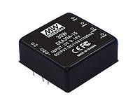 Блок питания Mean Well DKA30C-15 На плату 30 Вт, 15 В, 0,1 А (DC/DC Преобразователь)