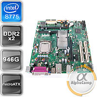 Материнская плата Intel D946GZIS (s775/946G/2xDDR2) б/у