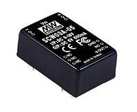 Блок питания Mean Well SCW03C-05 На плату 3 Вт, 5 В, 0.6 А (DC/DC Преобразователь)