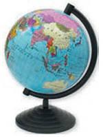 """Глобус земли с политической картой """"1 Вересня"""" 160 мм."""