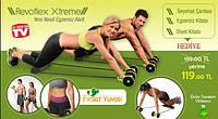 Revoflex Xtreme Тренажер с 6-ю уровнями тренировки, для пресса, рук, ягодиц