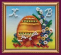 Набор для вышивки бисером «Магнит» Пасхальный натюрморт-2