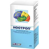 Ноотроп,48 капс уменьшает психоэмоциональное напряжение, агрессивность, конфликтность